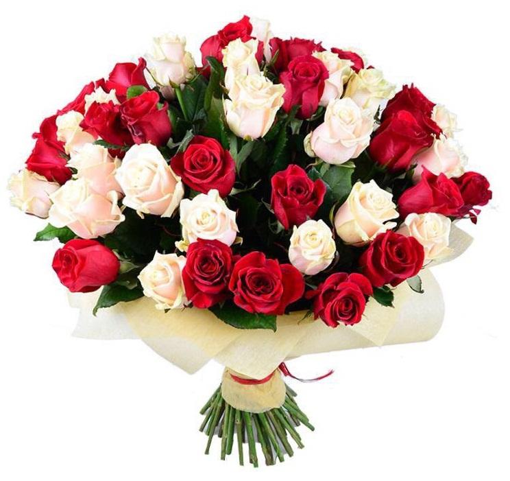 Цветы на день рождения женщине 60 лет