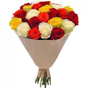 Купить букет из 21 розы